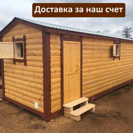 Готовые строения - Русская баня 7 на 2,25 метров, 0