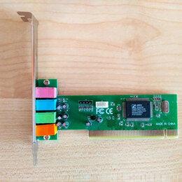 Звуковые карты - � Звуковая плата PCI HSP56 CMI 8738 sx rev. , 0