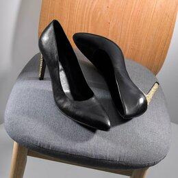 Туфли - Туфли на золотом каблуке (Франция), 0