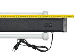 Оборудование для аквариумов и террариумов - Светильник для аквариума 125 см с лампами Т8 (G13), 0