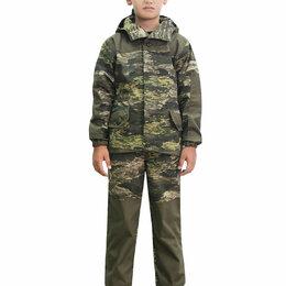 Одежда и обувь - Костюм горка детский тигр Рип-стоп Тигр - БР-КОСДЕТГ21, 0