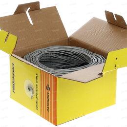 Кабели и провода - Кабель Proconnect (01-0027) UTP CAT5e 2 пары (305м) 0.51 мм CU, 0