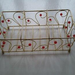 Шкатулки - Металлическая золотистая легкая шкатулочка, 0