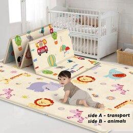 Развивающие коврики - Новый складной теплый коврик 180*100см…, 0