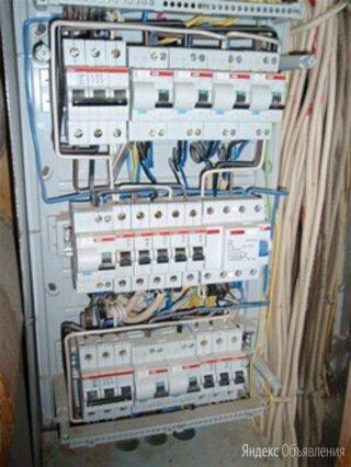 электрик круглосуточно по цене 100₽ - Архитектура, строительство и ремонт, фото 0