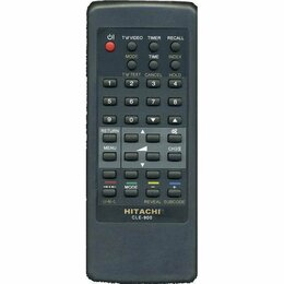Системы Умный дом - Пульт Hitachi CLE-900, 0
