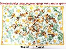 Сушилки для овощей, фруктов, грибов - Сушилка для овощей и фруктов Мощный Урожай 55х85см, 0