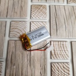 Батарейки - Аккумулятор Li-Pol (4*17*30mm, 320 mAh), 0