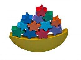 Развивающие игрушки - Балансир Луна-равновеска Smile Decor, 0