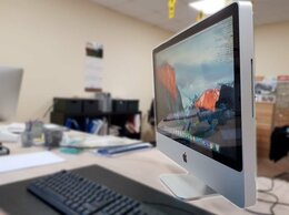 Моноблоки - Apple iMac 24 2007, 0
