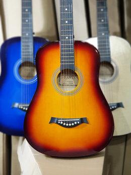 Акустические и классические гитары - Новая гитара с узким грифом, 0