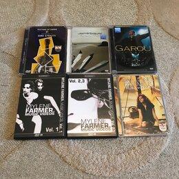 Музыкальные CD и аудиокассеты - Музыка DVD лицензия , 0