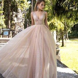 Платья - Новое Платье с блеском 44 размер, 0