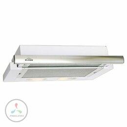 Вытяжки - Кухонная вытяжка Elikor Интегра 60П-400-В2Л,…, 0