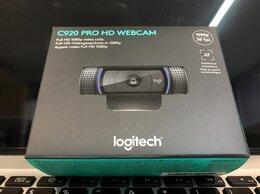 Веб-камеры - Новая Веб-камера Logitech c920 Pro HD Новая…, 0
