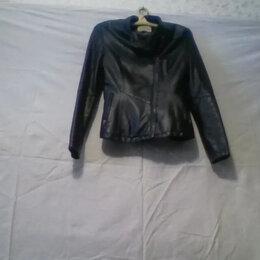 Куртки - Куртка -косуха жен., 0