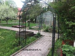 Садовые фигуры и цветочницы - Садовая арка, 0