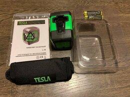 Измерительные инструменты и приборы - Лазерный нивелир Tesla L-30, 0