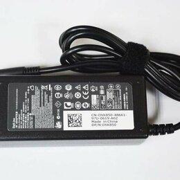Блоки питания - Блок питания Dell 19.5V, 3.34A  65W  с иглой, разъем 4.5x3.0мм новый, 0
