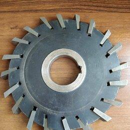 Для фрезеров - Фреза дисковая со вставными ножами 200х20 3 18,5, 0