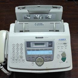 VoIP-оборудование - Факс Panasonic KX-FL513, 0