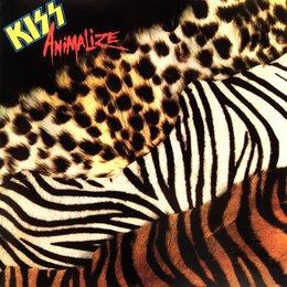 Музыкальные CD и аудиокассеты - CD KISS ANIMALIZE 1984 (Mercury – UICY-93526,RUS), 0