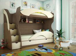 Кроватки - Кровать детская двухъярусная КР-5, 0