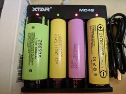 Зарядные устройства для стандартных аккумуляторов - XTAR MC4S зарядное устройство для 18650 21700 AA, 0
