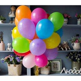Воздушные шары - Воздушные шарики с Гелием, 0