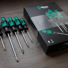 Отвертки - Набор Отверток WERA Kraftform Plus Lasertip 334/6, 0