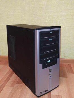 Настольные компьютеры - Игровой Пк Core i5 \ 16GB \ RX 570 4GB \ 500GB HDD, 0