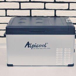 Сумки-холодильники и аксессуары - 30 л. Автохолодильник компрессорный Alpicool C30 Lite, 0