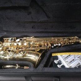 Саксофоны - Новый саксофон альт John Packer JP041, 0