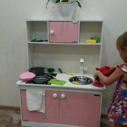 Игрушечная мебель и бытовая техника - Детская кухня, 0
