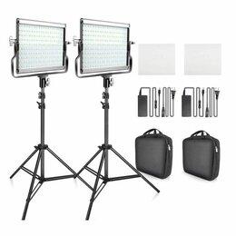 Осветительное оборудование - Светодиодное студийное освещение Новое, 0