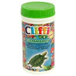 Корма  - Cliffi Premium Gammarus 1 л Корм для черепах…, 0