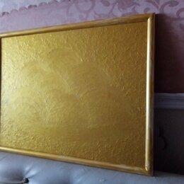 """Картины, постеры, гобелены, панно - Картина""""Персики золотые"""", 0"""