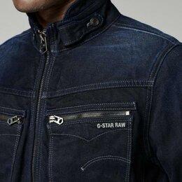 Куртки - Джинсовка (размер 50-52) модная темно-синяя…, 0