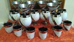 Бокалы и стаканы - набор для напитков18 предметов Гусь-Хруста́льный, 0