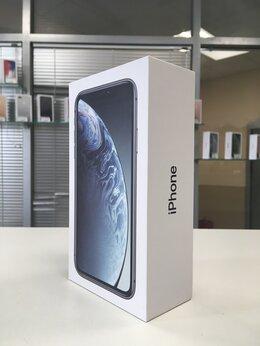 Мобильные телефоны - iPhone Xr 128gb black (A2105) Ростест, 0