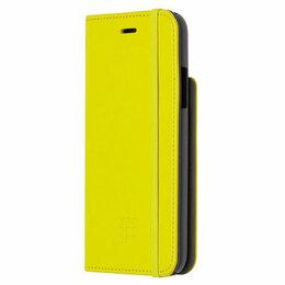 Чехлы - Чехол Moleskine для iPhone X IPHXXX желтый…, 0