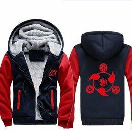 Куртки - Куртка демисезонная с Шаринганами, 0