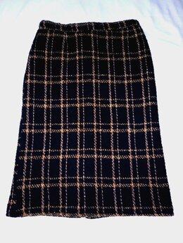Юбки - Тёплая юбка-карандаш(букле), 0