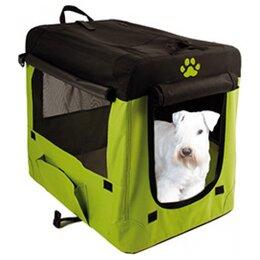 Прочие товары для животных - Show Tech / Салатовая 1 Палатка / переноска для животных, 0