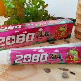 Зубная паста - Детская зубная паста DC 2080 Клубничный вкус Корея, 0