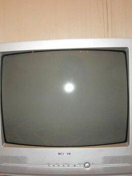 Телевизоры - Телевизор Самсунг cs-20f32zsr в рабочем состоянии, 0