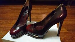 Туфли - Туфли натуральная кожа 35,5-36 р, 0