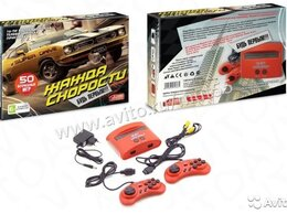 Ретро-консоли и электронные игры - Sega Super Drive 50in1 N.F.S, 0