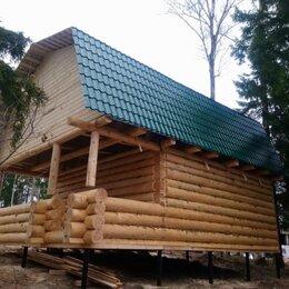 Готовые строения - Сруб дом баня 6 на 8, 0