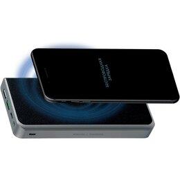 Универсальные внешние аккумуляторы - Внешний Аккумулятор Interstep Pb12Qi, 0